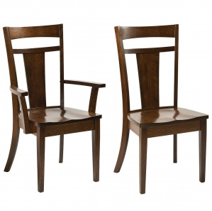 Langstrom Amish Dining Chairs
