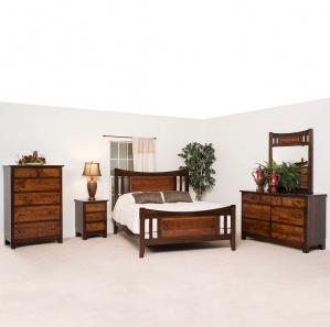Fairgrove Amish Bedroom Set