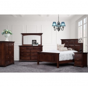 Hampton Amish Bedroom Set