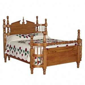 Heirloom Wraparound Bed