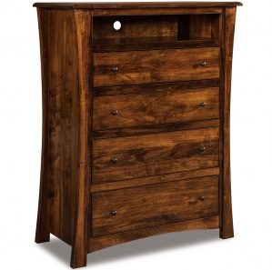 Matison 4 Drawer Dresser & Media Console