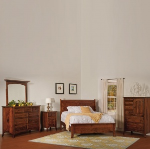 Summerfield Amish Bedroom Set