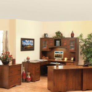 Prairie Mission Executive Office Set