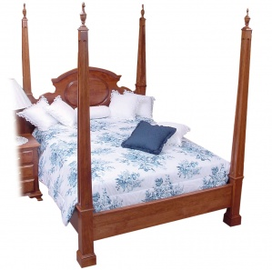 Leyland Amish Poster Bed