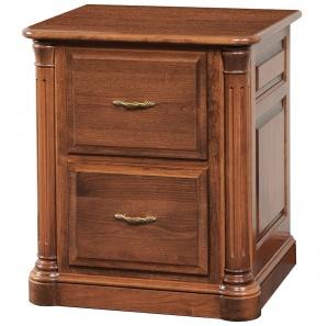 Jefferson Amish File Cabinet