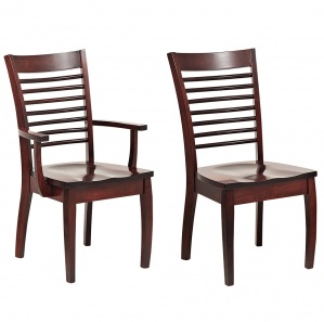 Escalade Amish Dining Chairs