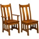 Fremont Amish Dining Chairs