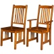 Chatham Row Amish Dining Chairs