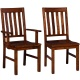 Alberta Amish Dining Chairs