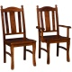 Evander Amish Dining Chairs