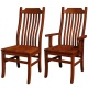Copper Canyon Amish Dining Chairs