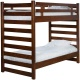 Ladder Loft Amish Bunk Bed
