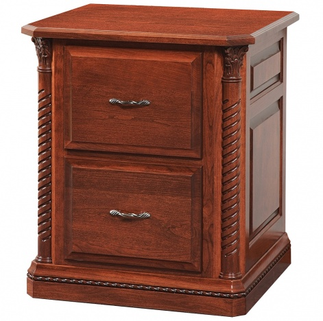 Lexington Amish File Cabinets Amish Office Furniture