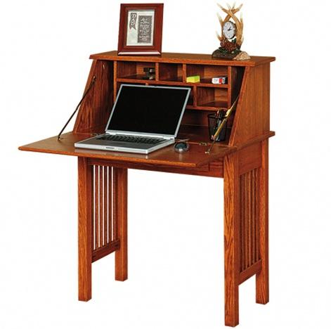 Meadowbrook Small Secretary Desk Handmade Furniture