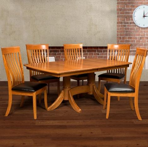 Baytown Amish Kitchen Table Set