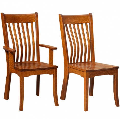 Miramar Amish Dining Chairs