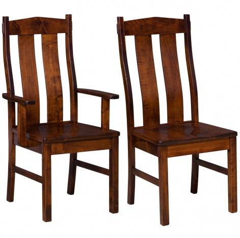 Timber Ridge Amish Dining Chairs