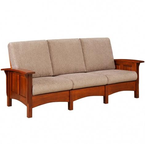 Sensational Madera Amish Sofa Unemploymentrelief Wooden Chair Designs For Living Room Unemploymentrelieforg