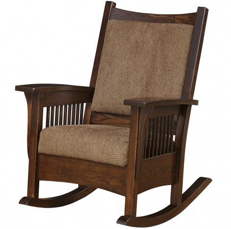 Monte Vista Amish Rocking Chair