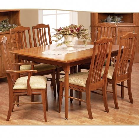 Mayson Amish Kitchen Table Set