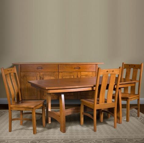 Cameron Amish Dining Room Set