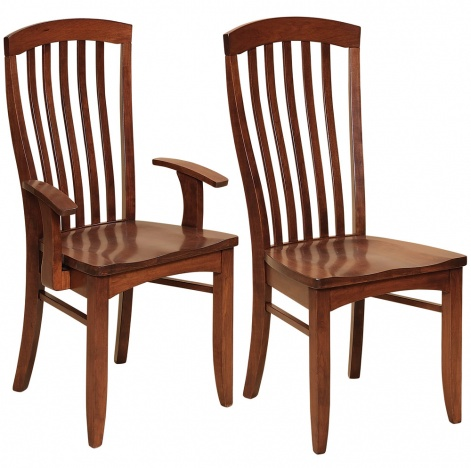 Kensington Amish Dining U0026 Bar Chairs