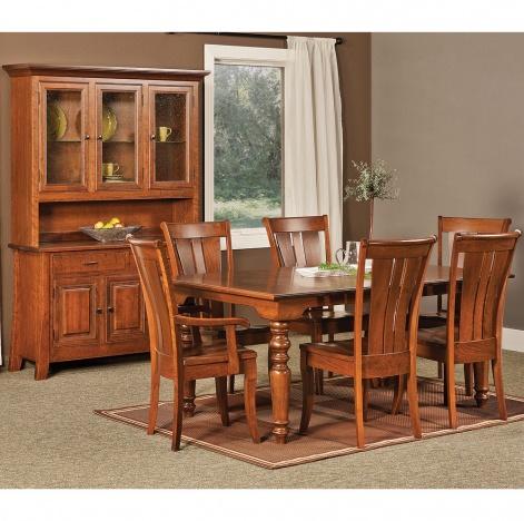 Chamberlain Amish Dining Room Set