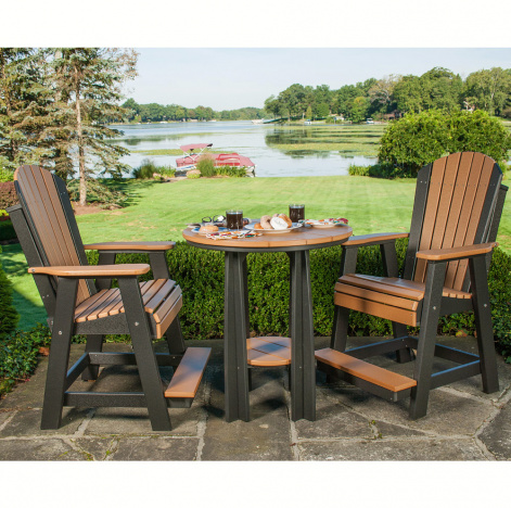 Champlain Patio Table Chairs Amish Patio Furniture Cabinfield