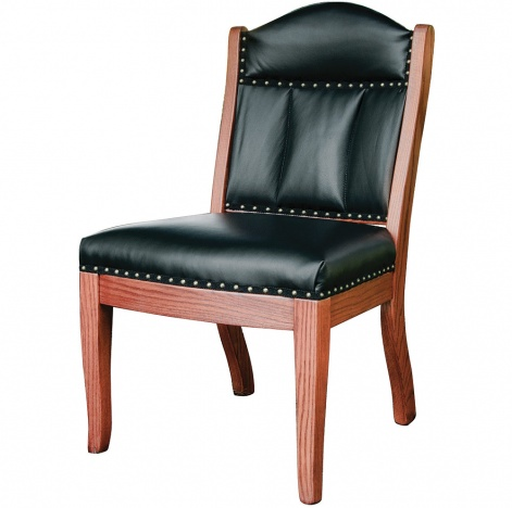 Marbridge Low Back Amish Client Side Chair  sc 1 st  Cabinfield & Office Chairs | Office Chairs Collection | Marbridge Low Back Amish ...