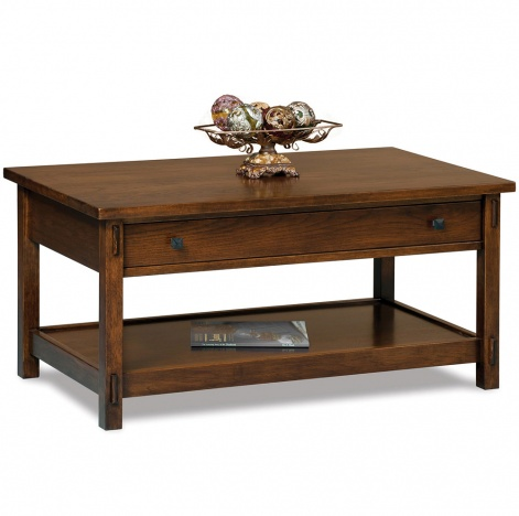 Lift Top Coffee Table Amish Mission Wooden Coffee Table With Storage Centennial