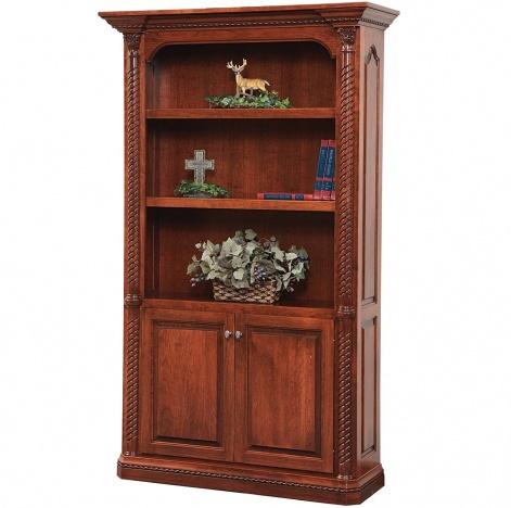 Lexington Amish Bookcase Amish Office Furniture