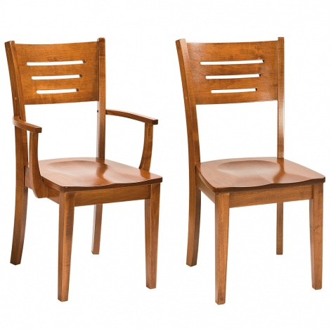 Jamison Amish Dining Chairs