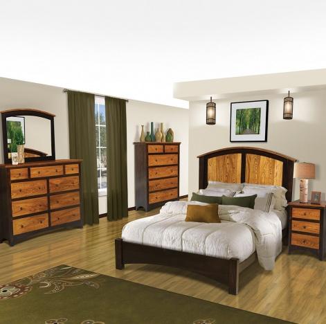 Brandywine Classic Amish Bedroom Furniture Set