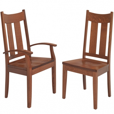 Aspen Amish Dining Chairs
