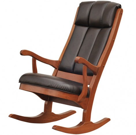 Stupendous Ellington Amish Rocking Chair Short Links Chair Design For Home Short Linksinfo