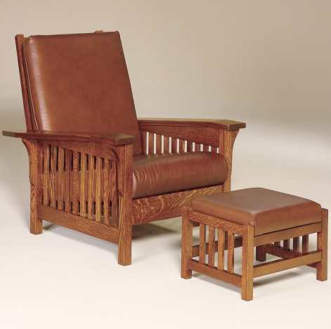 Clearspring Slat Morris Amish Chair