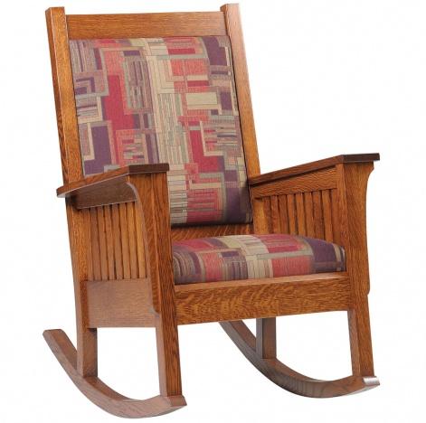 Buckley Amish Rocking Chair