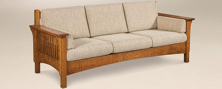 Amish Mission Style Living Room Sets Sofa Set Recliner Armchair Living Room Table Sets Craftsman Furniture