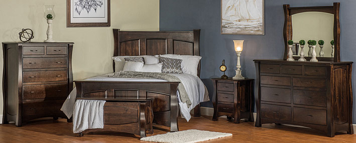 Astounding Eclectic Bedroom Furniture Amish Bedroom Sets Cabinfield Home Interior And Landscaping Pimpapssignezvosmurscom