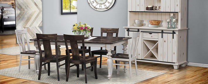 Dining Room Table Chairs Wood Table Tops Leather Wooden Dining - Wood dining room table tops