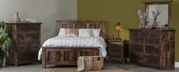 Dumont Bedroom Series