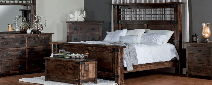 Ironwood Bedroom Series