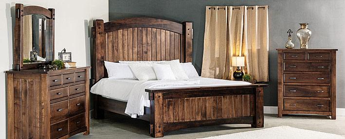 Rustic Bedroom Furniture Headboards, Rustic Bedroom Furniture Sets