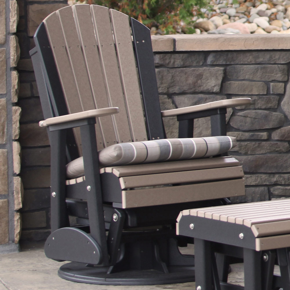 Champlain patio chair set amish patio furniture cabinfield fine furniture - Luxcraft fine outdoor furniture ...