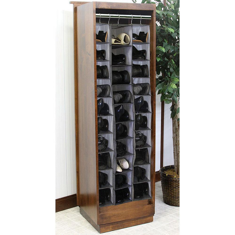 Shoe Storage Cabinet With Full Length Mirror Narrow