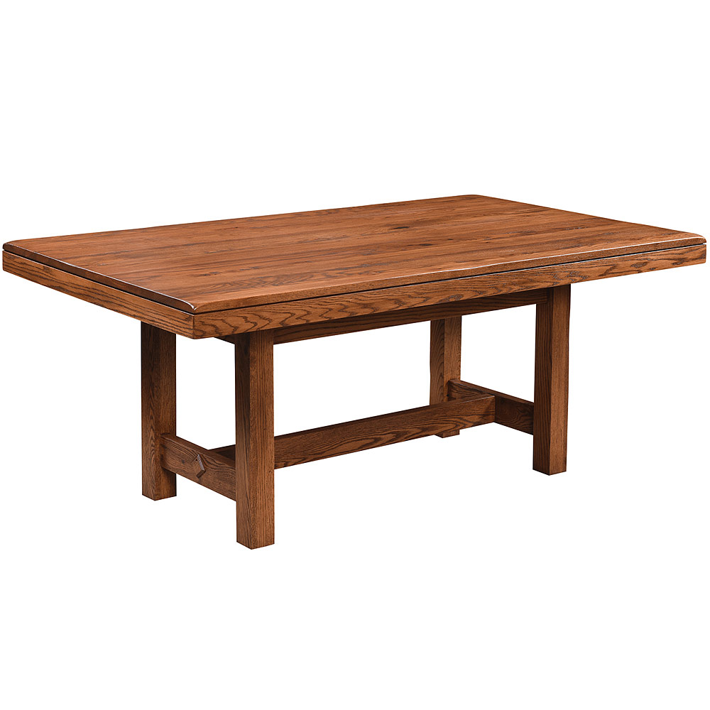Amish Kitchen Tables | Teton Amish Kitchen Table Handmade Amish Furniture Cabinfield