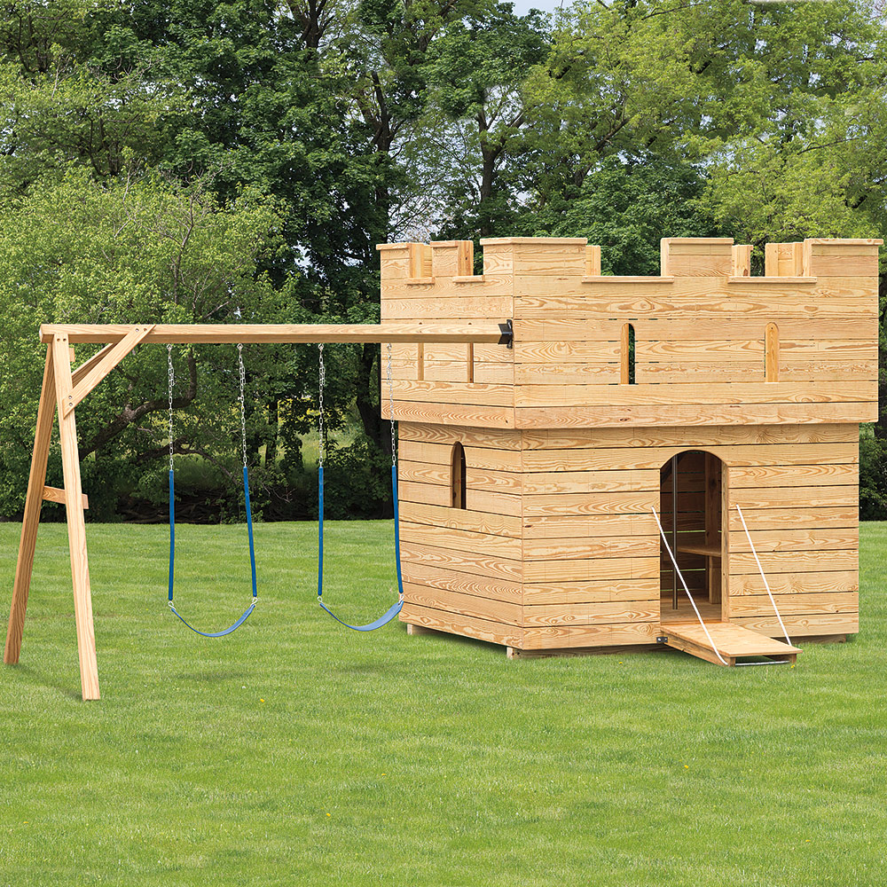 Sir Lancelot Castle Amish Playset