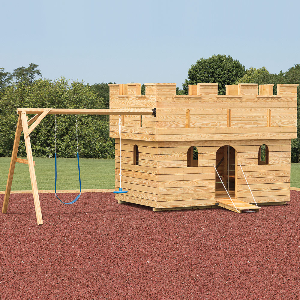 King Arthur Castle Amish Playset