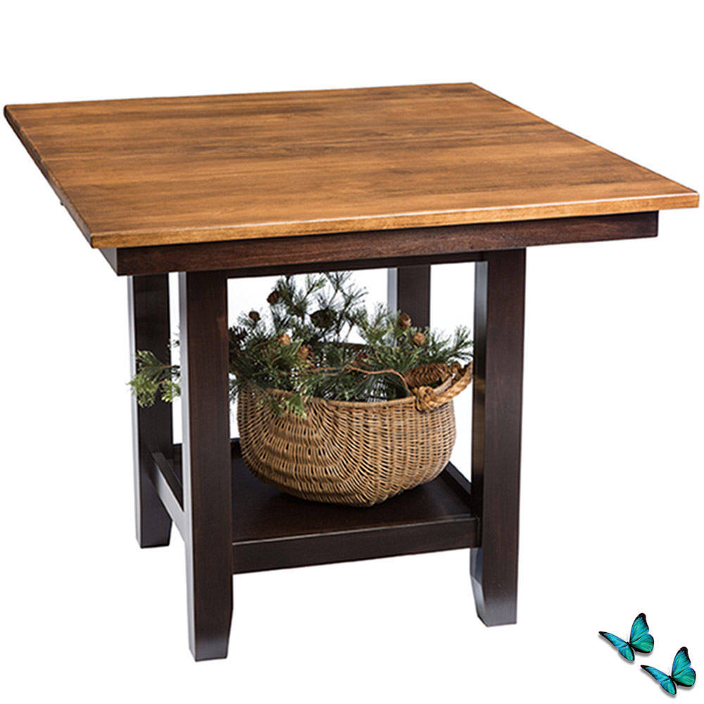 London amish dining table amish dining room furniture for Dining room tables london