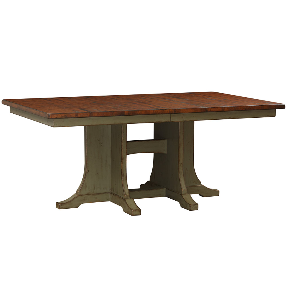 Coulter Cross Amish Dining Table